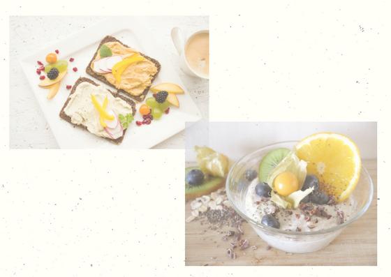Diet for healthy breakfast