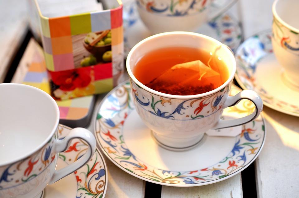 Herbal tea for diet plan