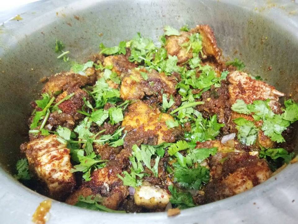 Healthy fish fry recipe indian style granny in the kitchen for Is fried fish healthy
