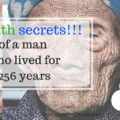 256 year old man li ching yuen diet