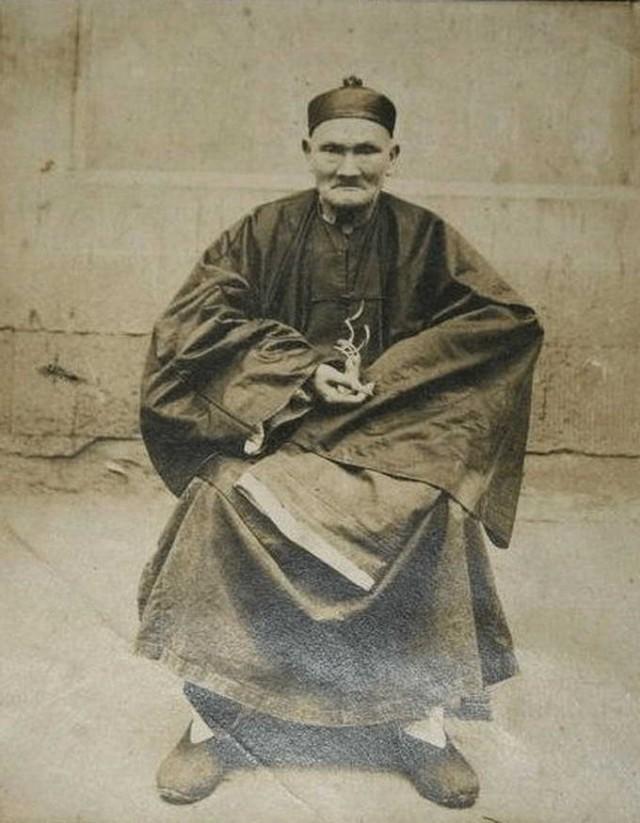 256 year old man li ching yuen