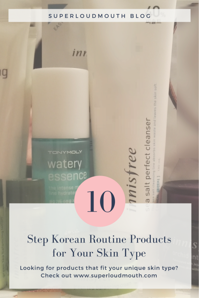 korean skincare products in india