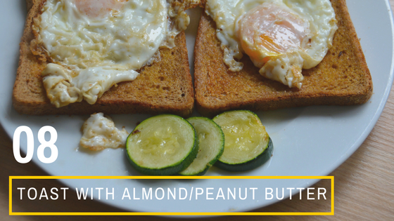 quick easy and healthy breakfast recipes