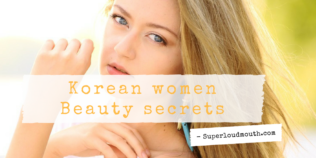 korean beauty secrets for whiter skin