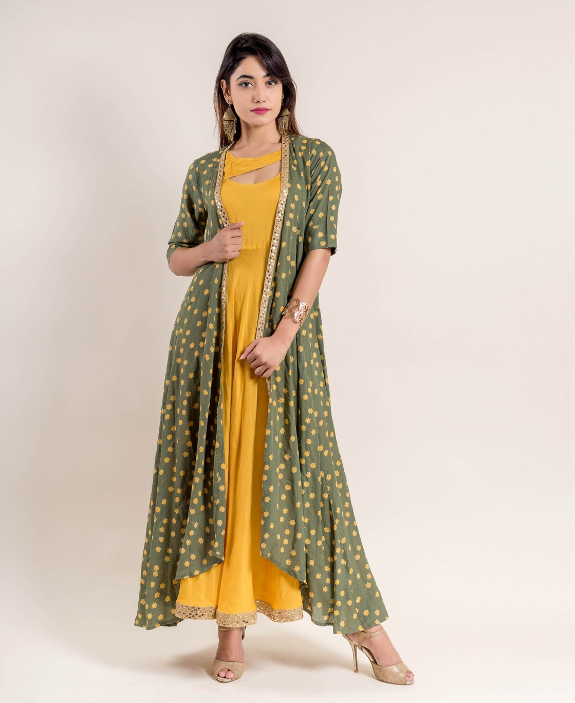 designer indo western fashion trends dresses for womens