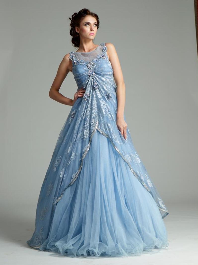 Designer Indo Western Fashion Trends Dresses For Womens