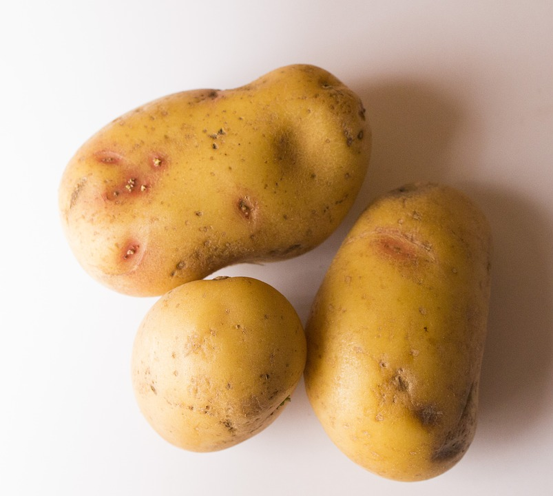 potato for acne scars