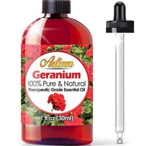 geranium essentiall oil