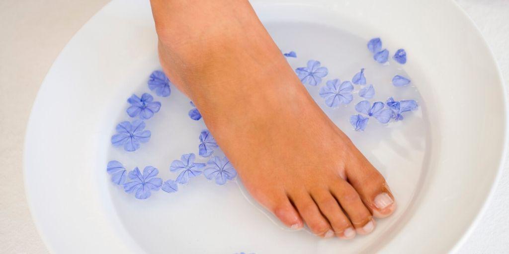 eucalpytus foot soaks