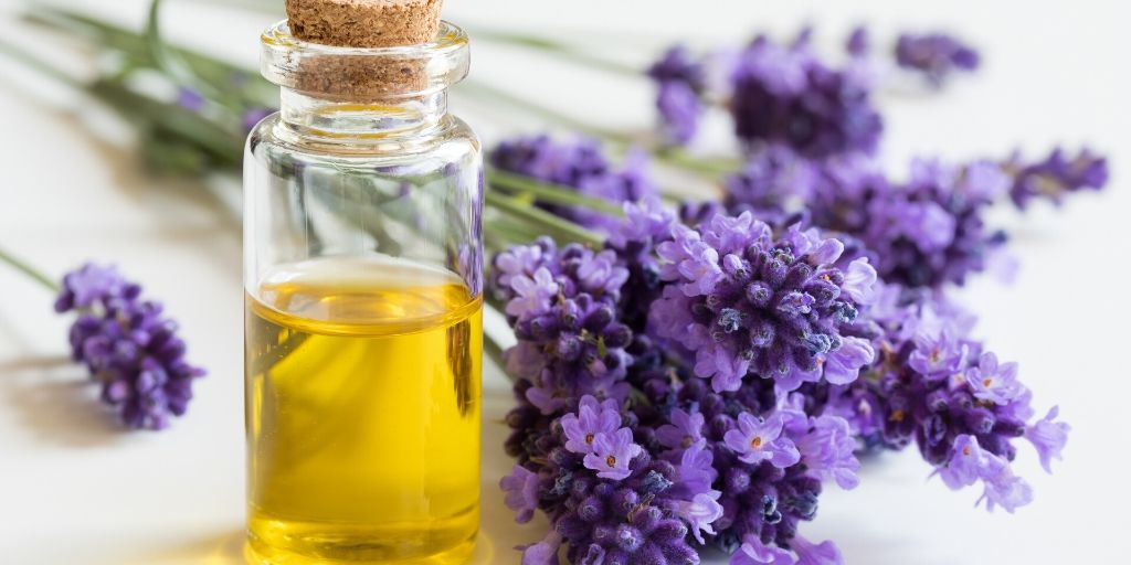 lavender oil foot soaks
